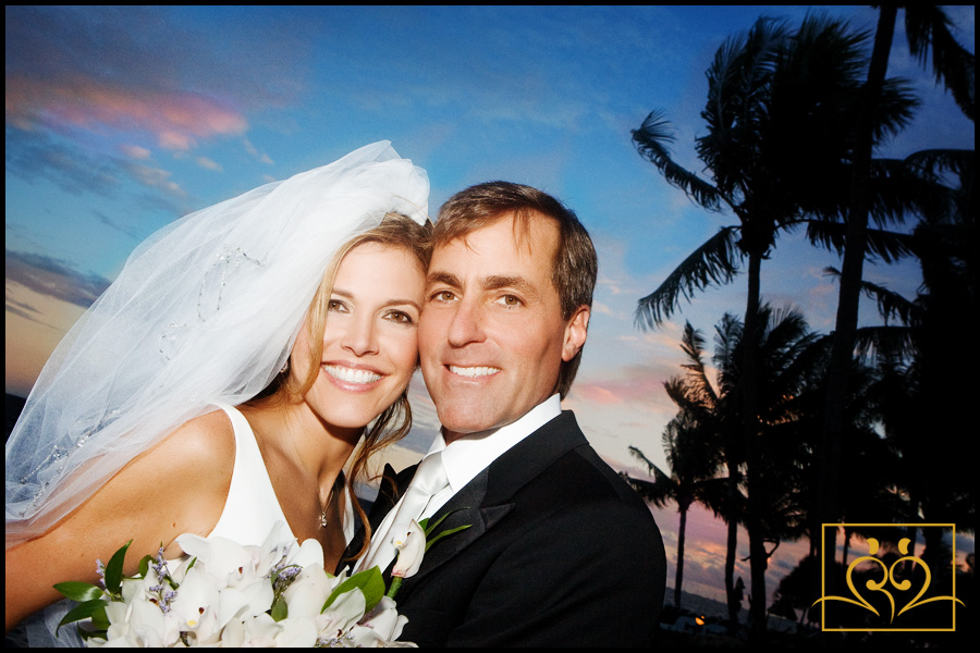 We love photographing weddings at the Grove Isle Resort Spa