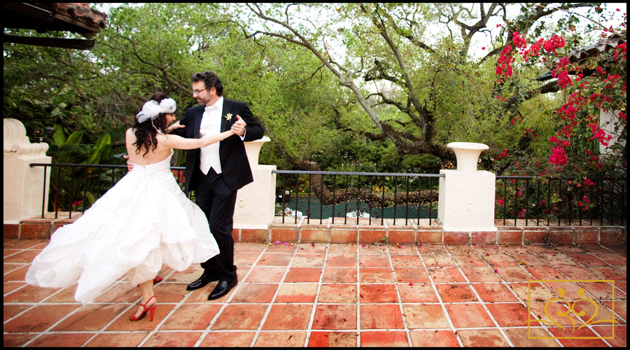"""Jackie & Don rehearse their first dance """"tango""""!"""