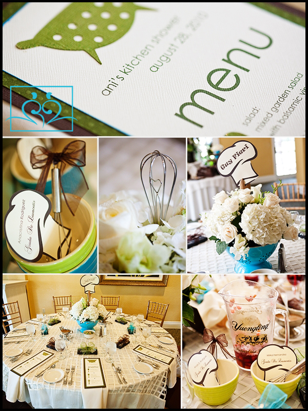 Decorating Ideas > Miami Bridal Shower ~ 162058_Kitchen Themed Shower Ideas