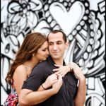 miami engagement wedding image