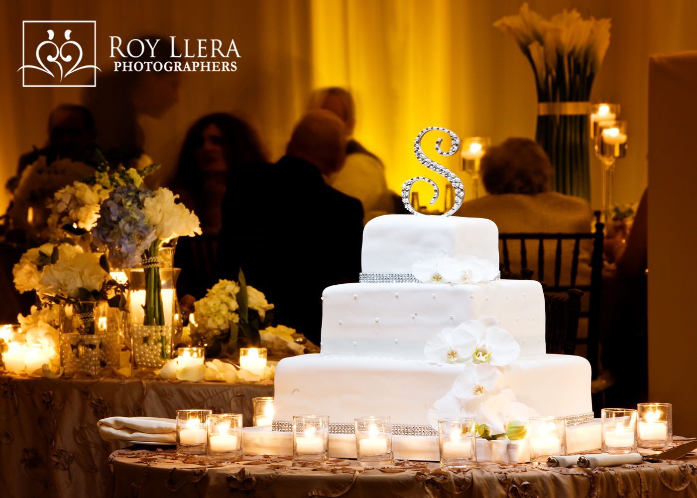 Ana Paz Wedding Cake