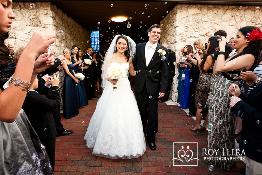 Miami Wedding Catholic Church Wedding Photographer