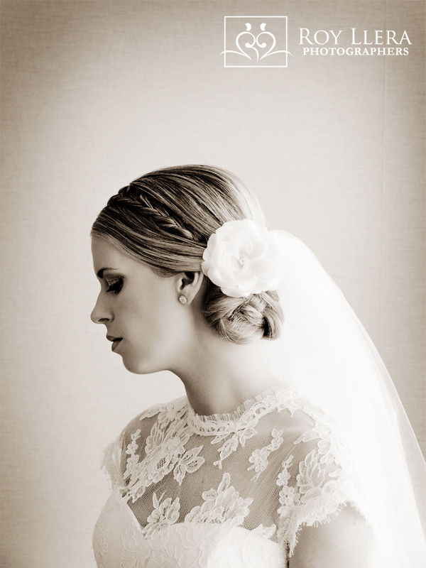 Miami Wedding Bride Portrait