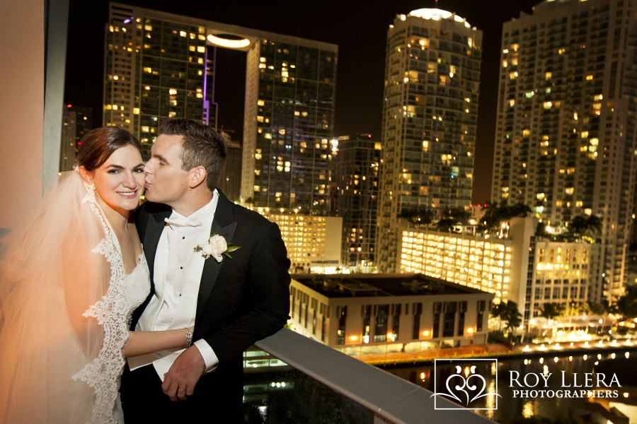 Epic Hotel Miami Wedding Photography