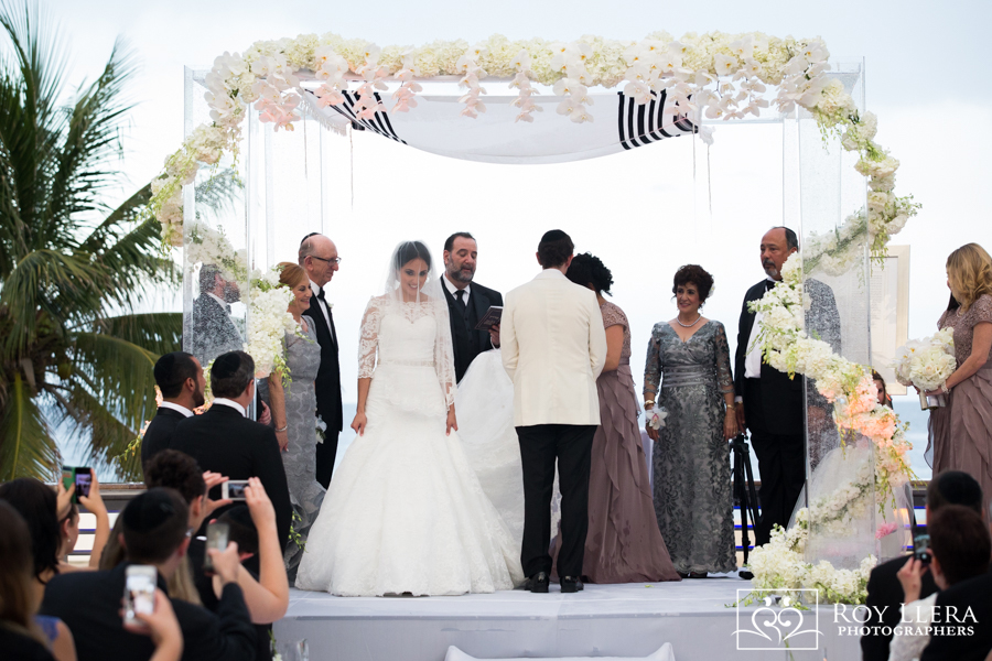 Ritz Carlton South Beach wedding