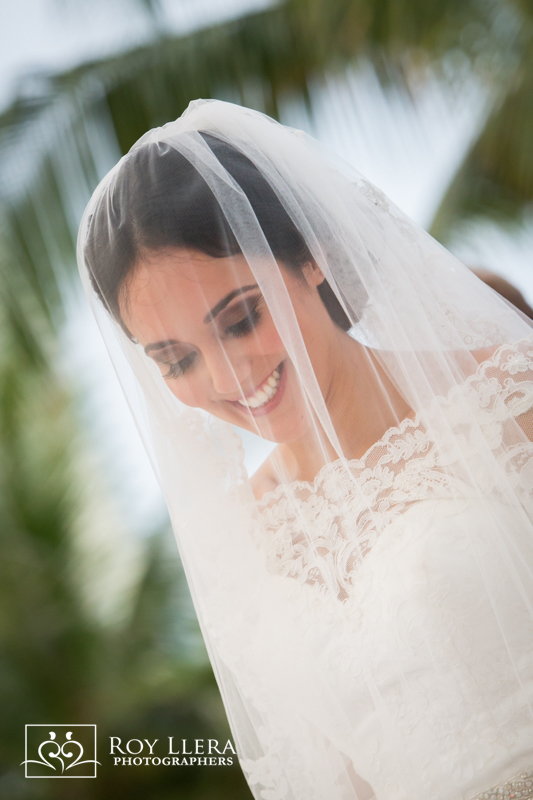 Miami Beach Bride about to be married