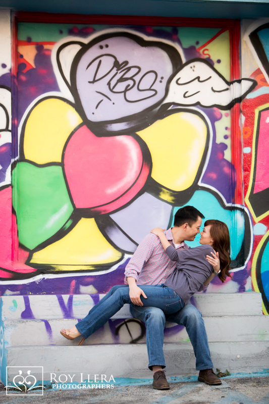 Wynwood Miami Engagement Photography