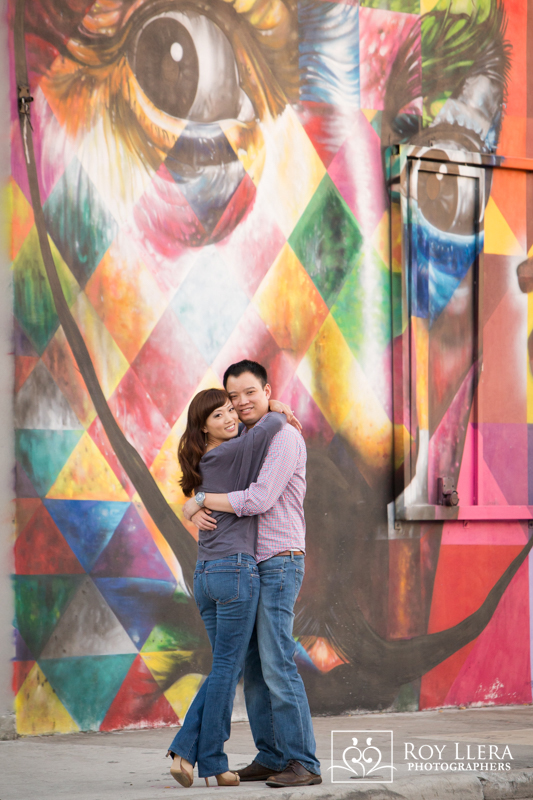 Miami Wynwood Engagement Session