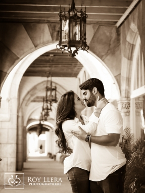 Worth Avenue Palm Beach Engagement Session