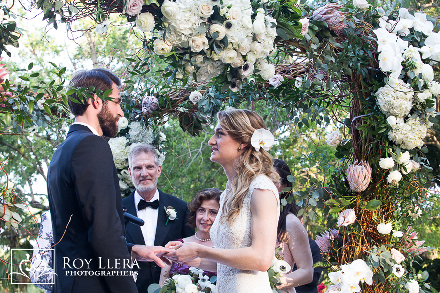 fairchild tropical garden wedding 13