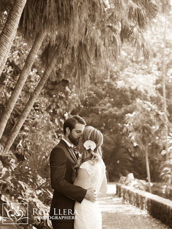 fairchild tropical garden wedding 5
