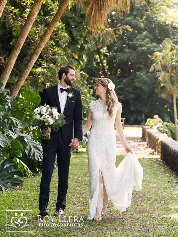 fairchild tropical garden wedding 6