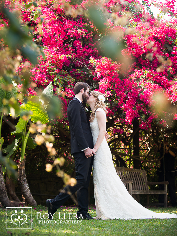 fairchild tropical garden wedding 8