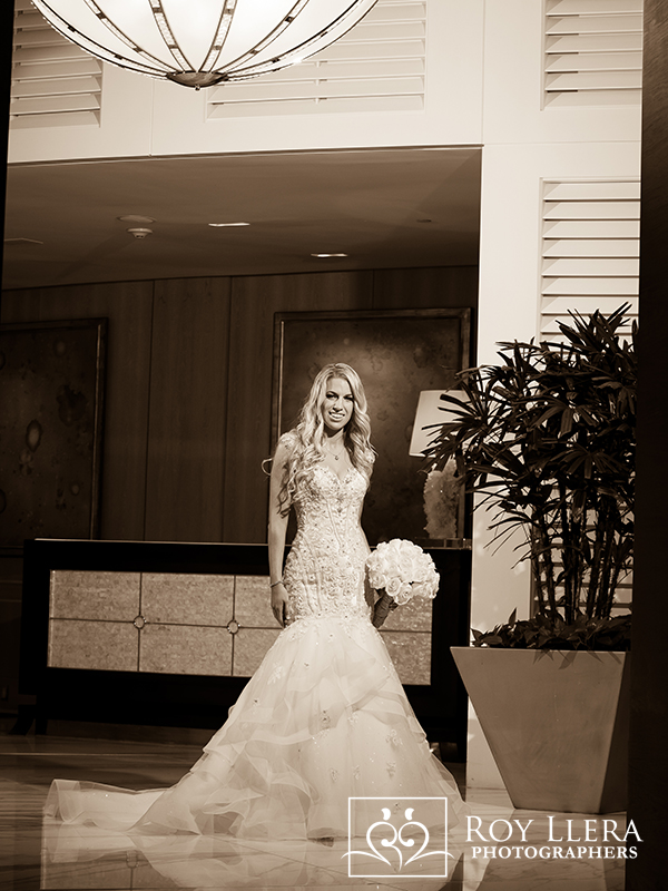 ft lauderale ritz carlton wedding bride