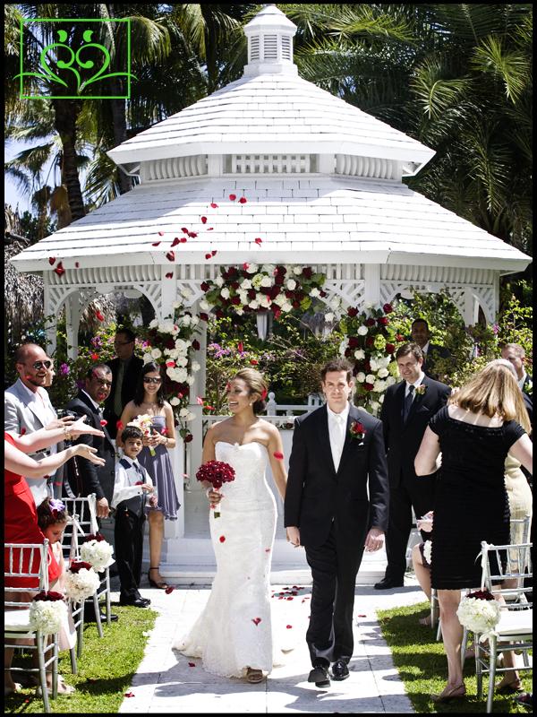 Palms Resort Spa Miami Wedding
