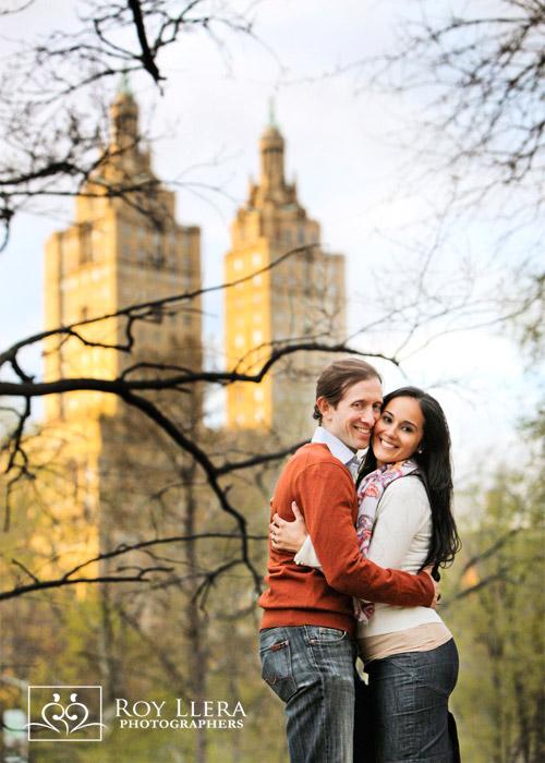 New York City Manhattan Engagement Photography
